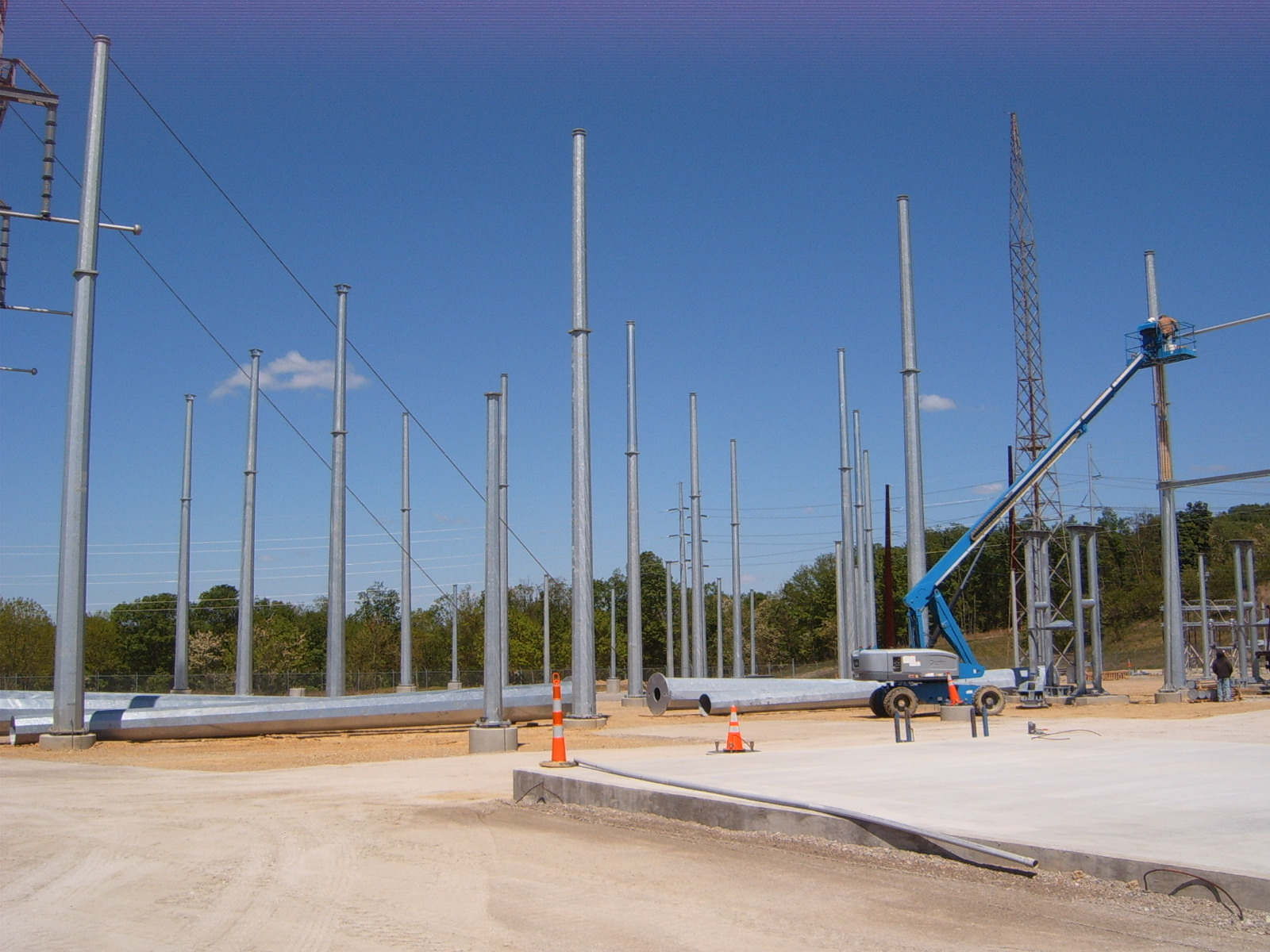 AEP Don Marquis Substation