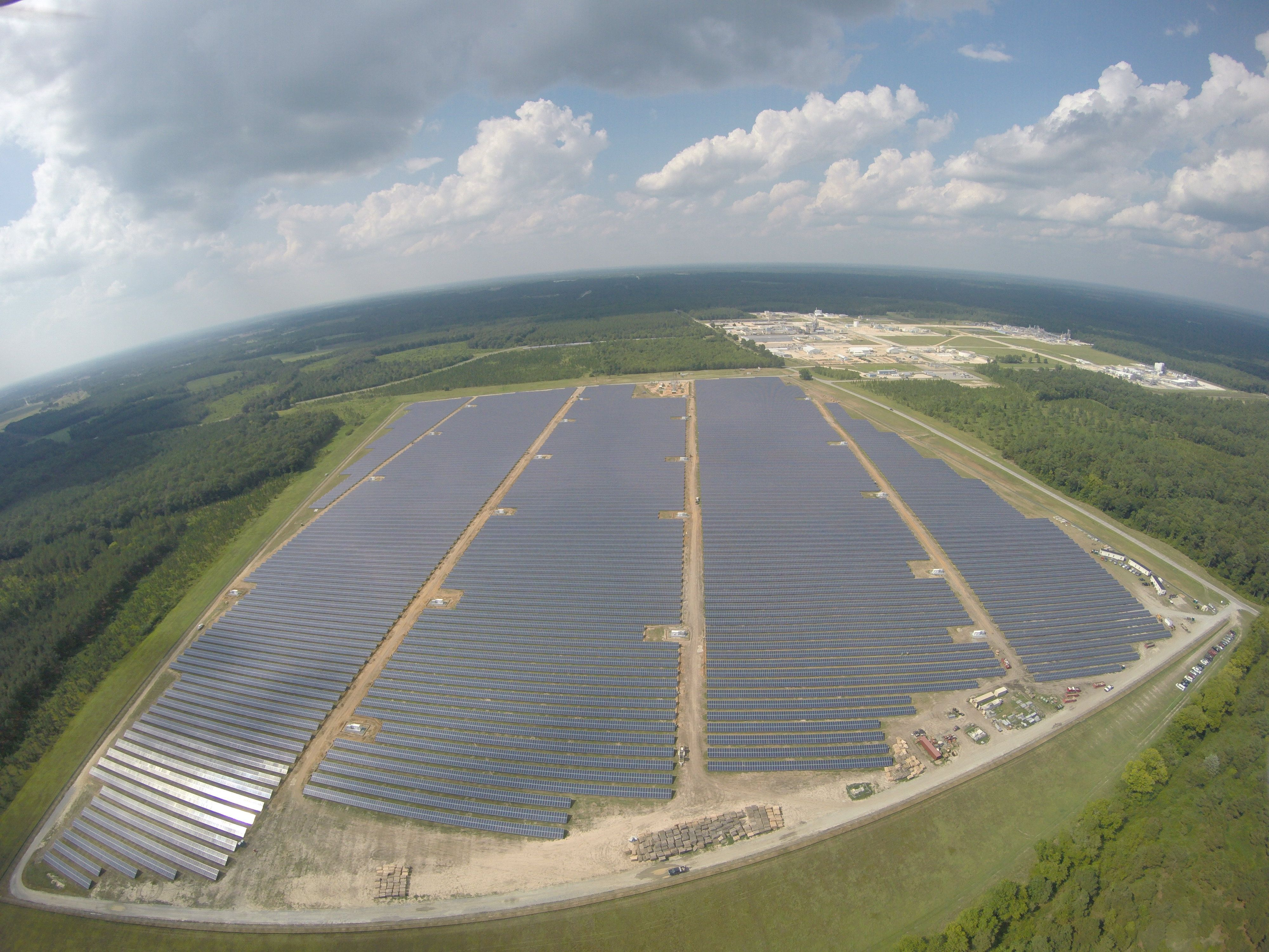 Tangent Fayetteville Solar Project
