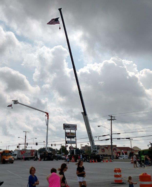 Touch a Truck Event at the Findlay Village Mall on Saturday, August 20th